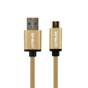 gold usb c to 2.0A