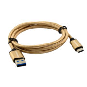 gold usb type c