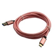 rose gold usb c to 2.0